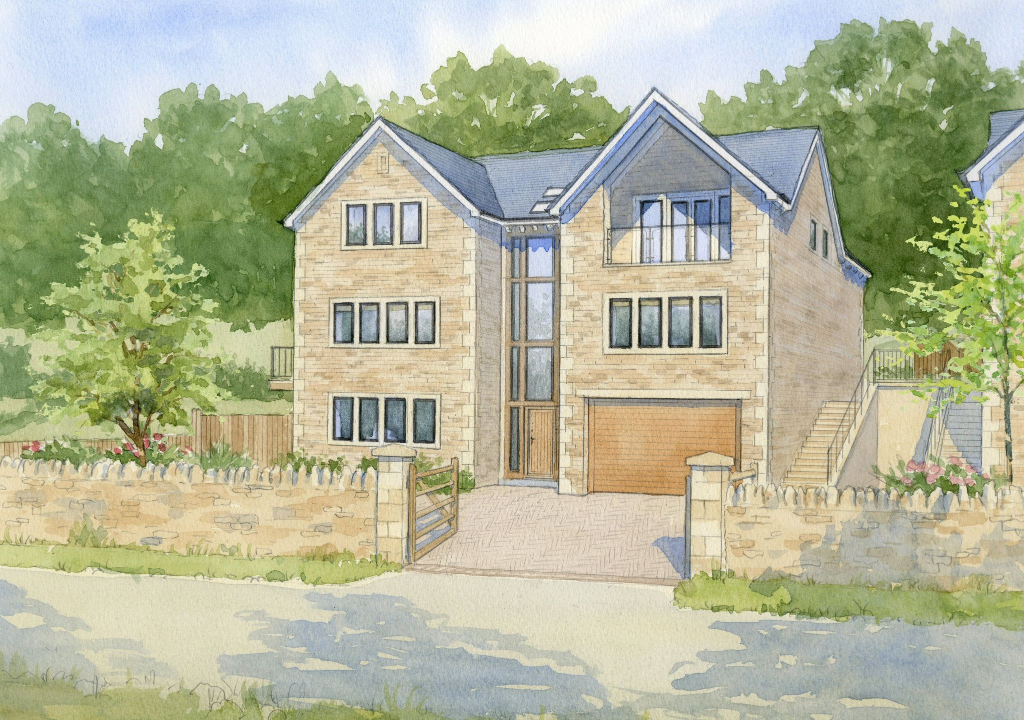 5 Bedroom Detached House For Sale - Photograph 1