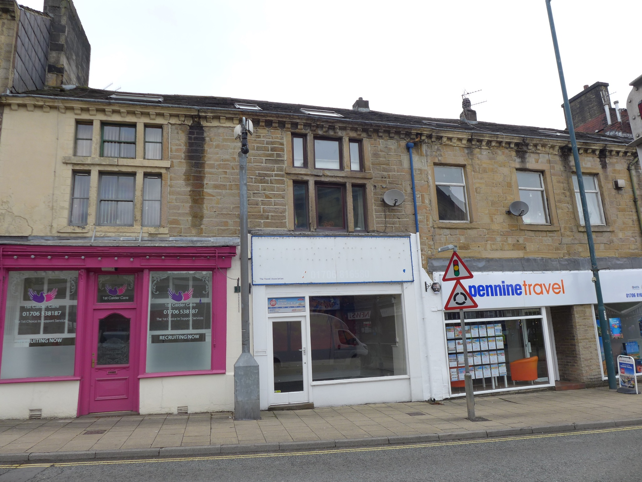 Empty Retail Premises For Sale in Calderdale - Photograph 1.