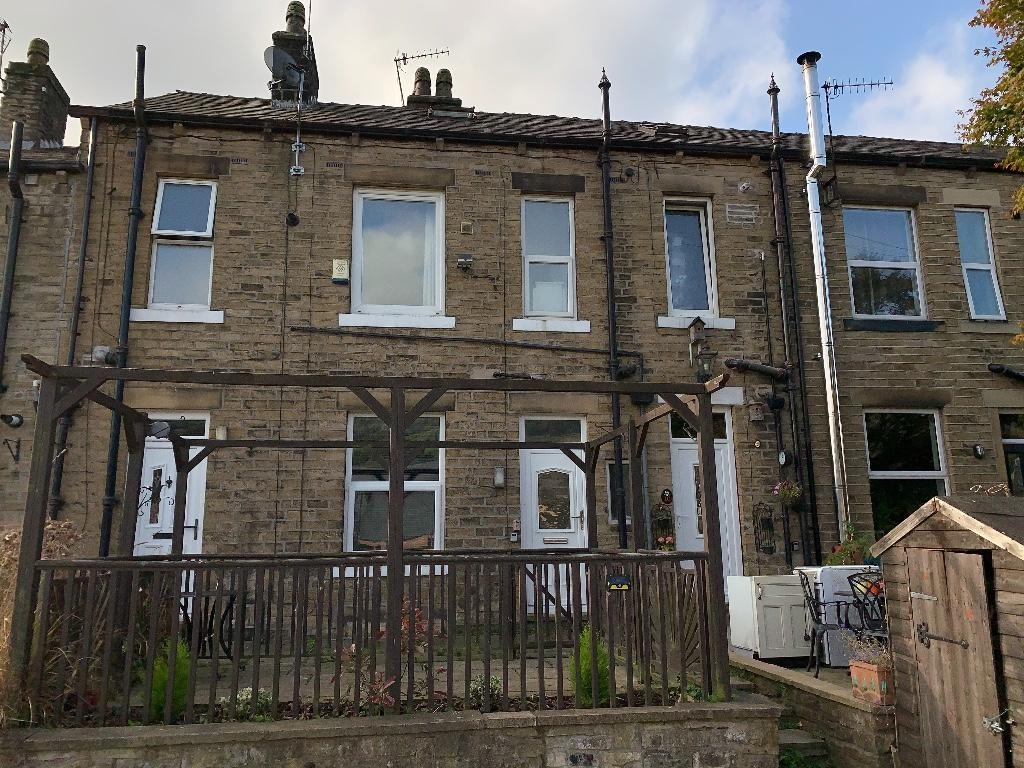 2 bedroom mid terraced house For Sale in Hebden Bridge - Photograph 1.