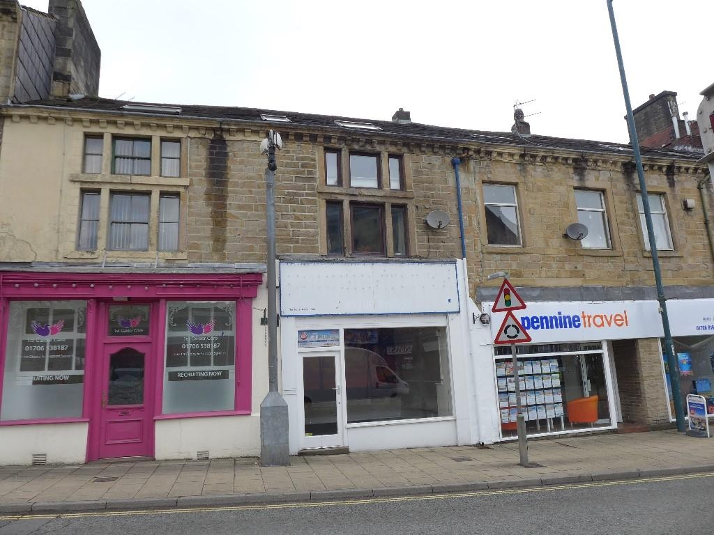 Empty Retail Premises To Let in Calderdale - Photograph 1.