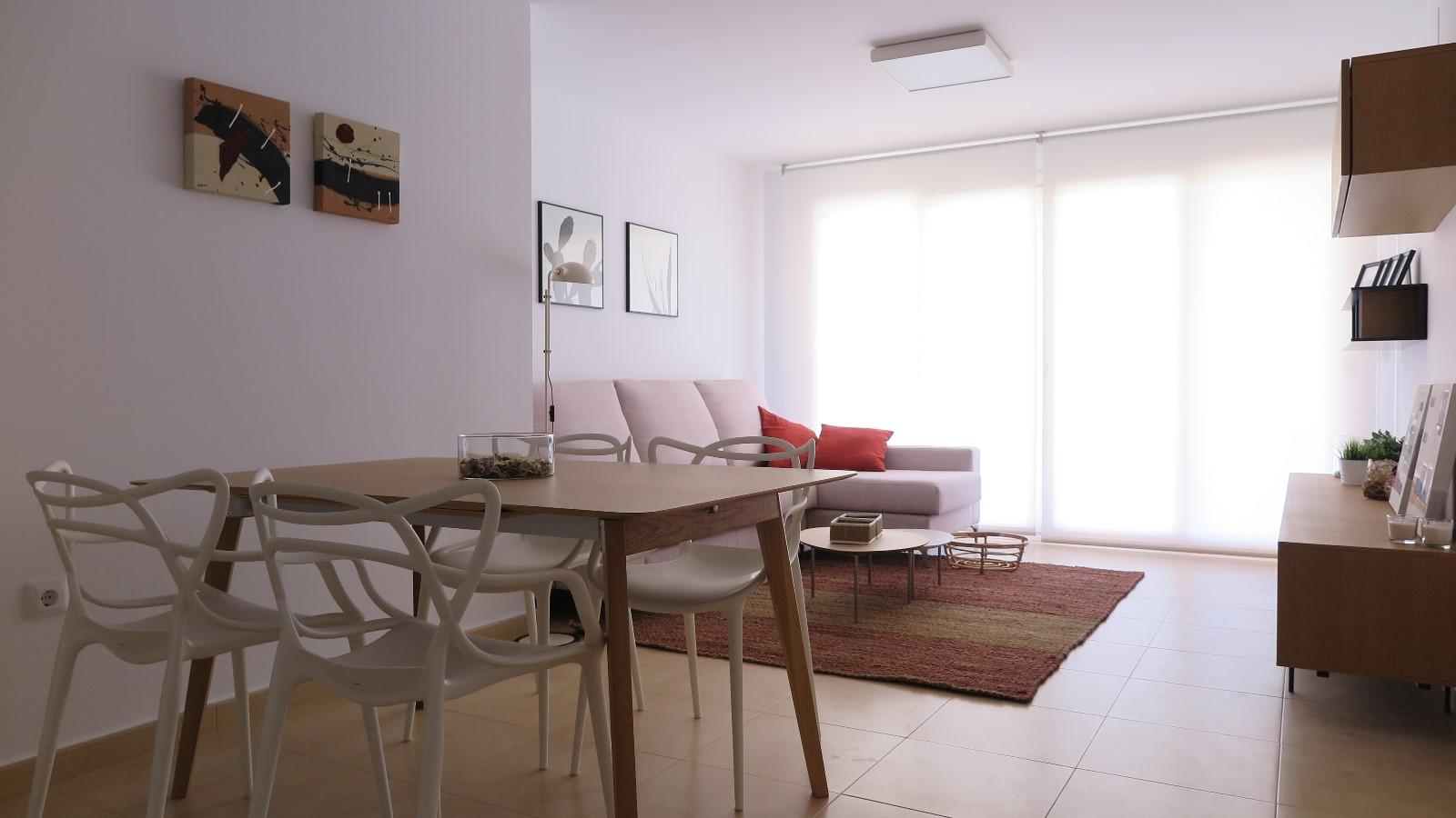 1 bedroom apartment flat/apartment For Sale in Murcia - Property photograph