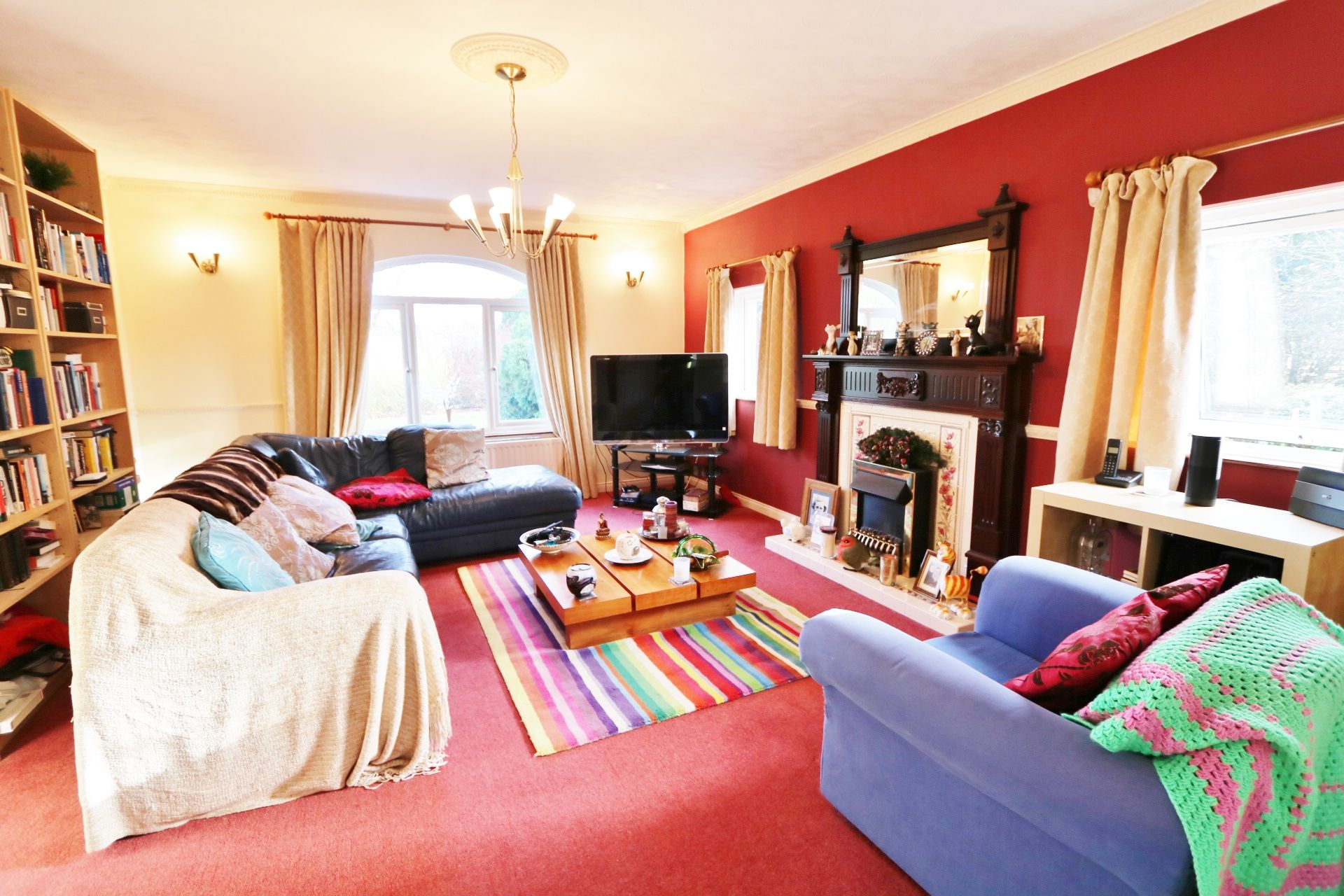 3 bedroom detached bungalow For Sale in Antrim - Property photograph