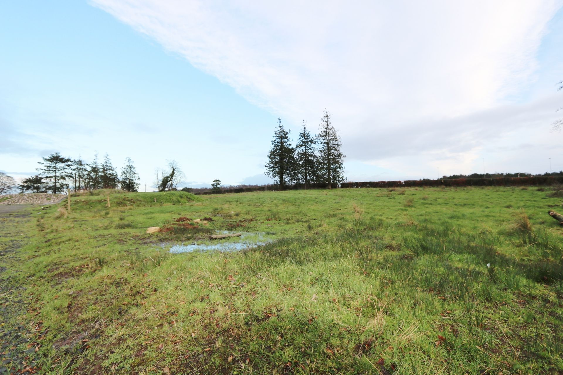 Development Opportunity For Sale in Antrim - Property photograph