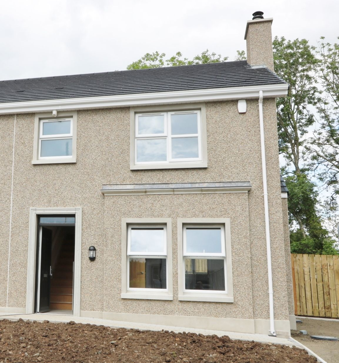 3 bedroom semi-detached house For Sale in Milltown,  Antrim - Photograph 1