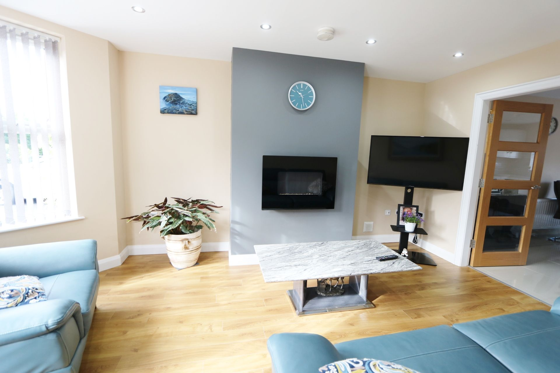 3 bedroom semi-detached house For Sale in Milltown, Randalstown - Property photograph