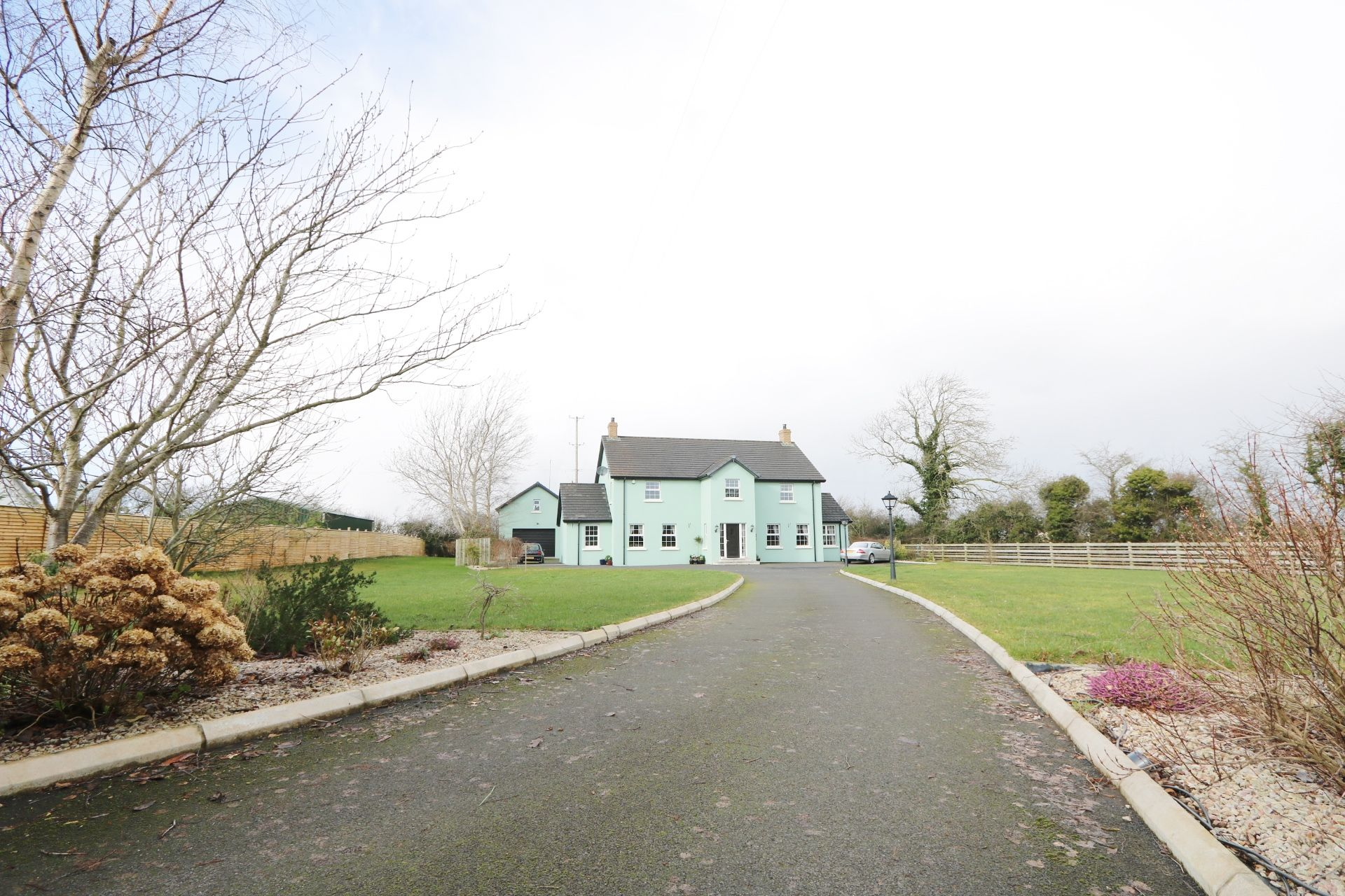 5 bedroom detached house For Sale in Crumlin - Property photograph