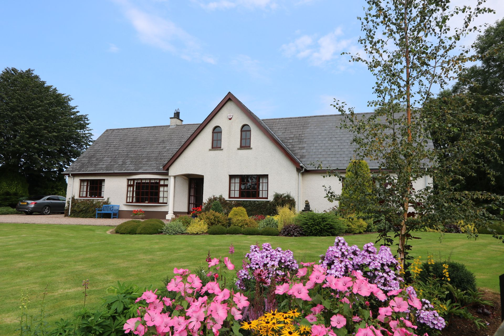 4 bedroom detached bungalow Under Offer in Antrim - Photograph 1