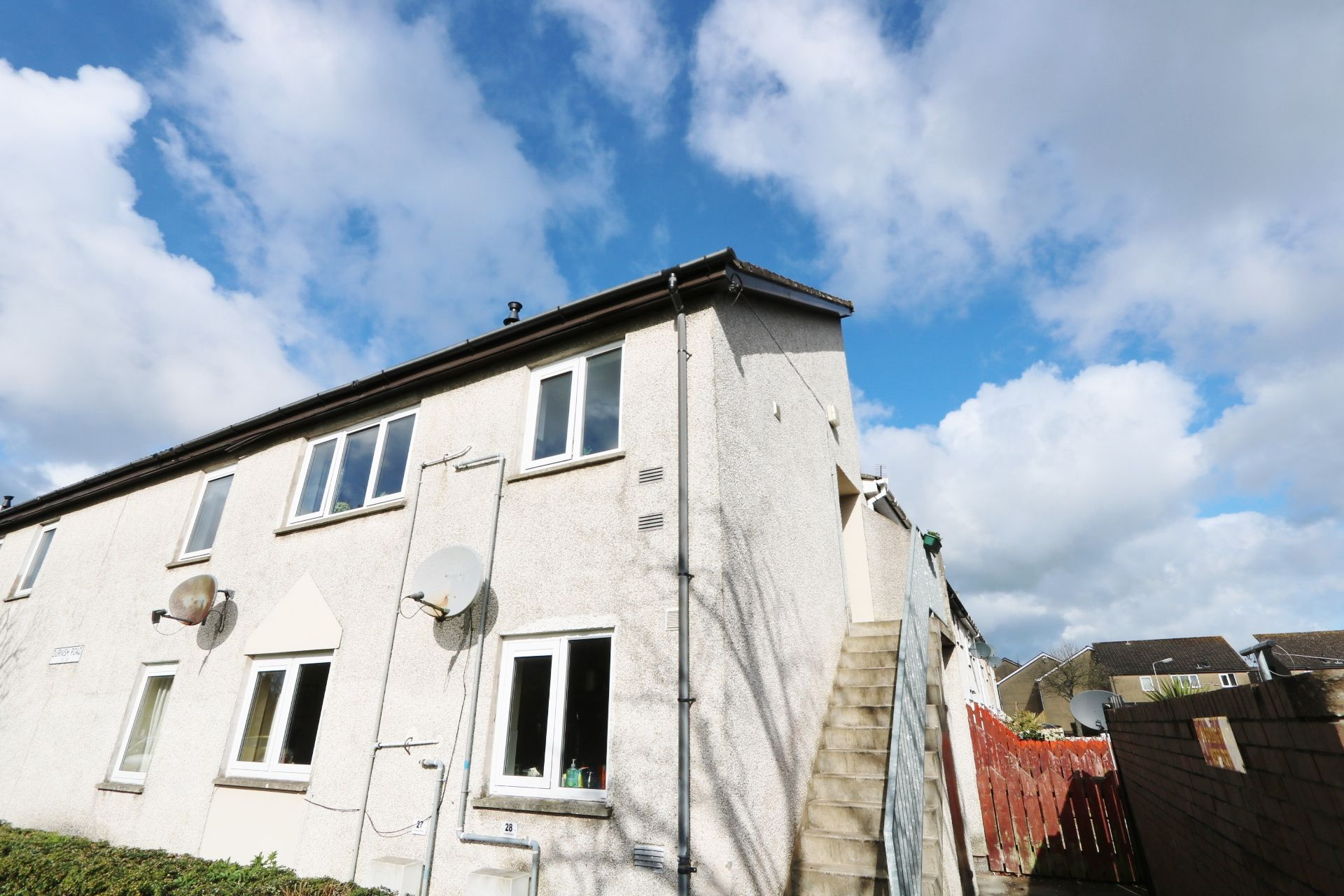 1 bedroom flat flat/apartment Under Offer in Antrim - Photograph 1
