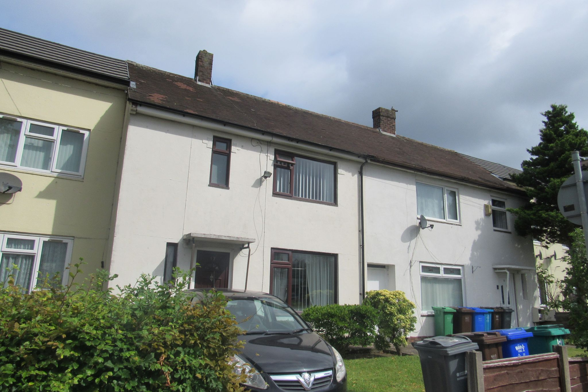 2 bedroom mid terraced house Under Offer in Manchester - Photograph 1.