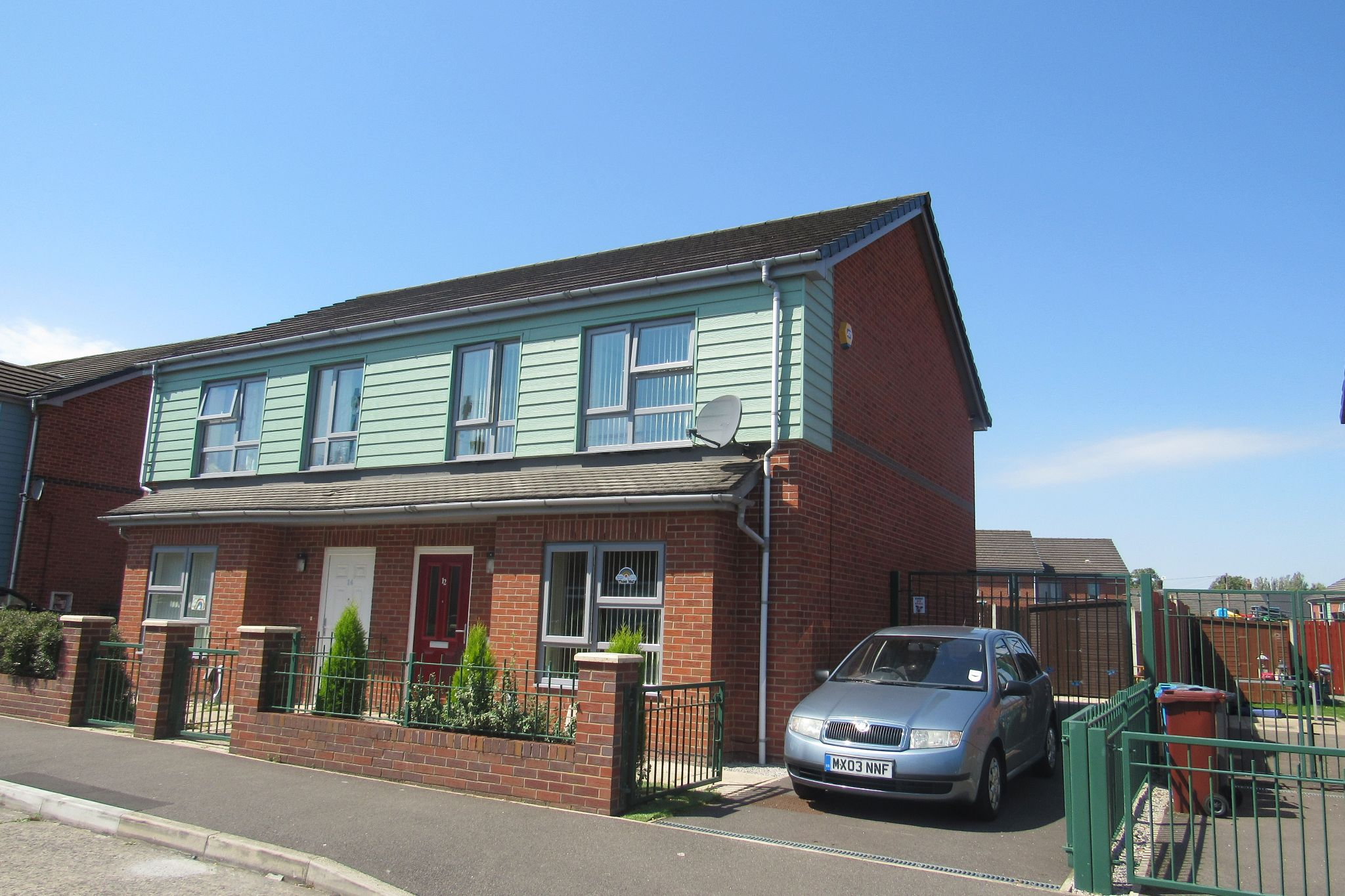 3 bedroom semi-detached house SSTC in Manchester - Photograph 2.