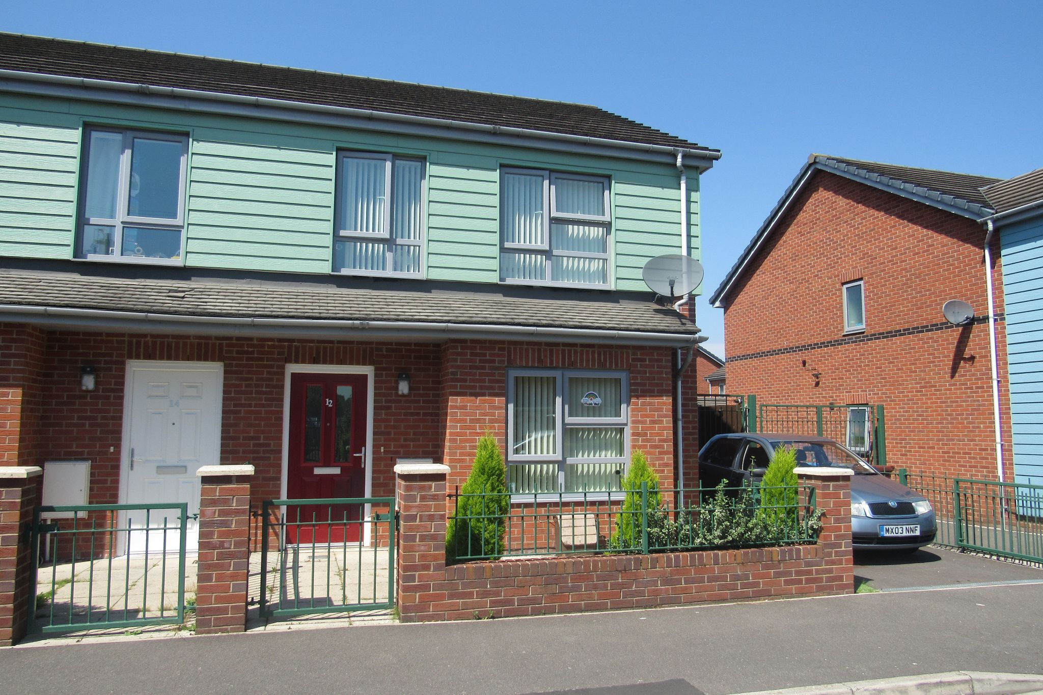 3 bedroom semi-detached house SSTC in Manchester - Photograph 1.