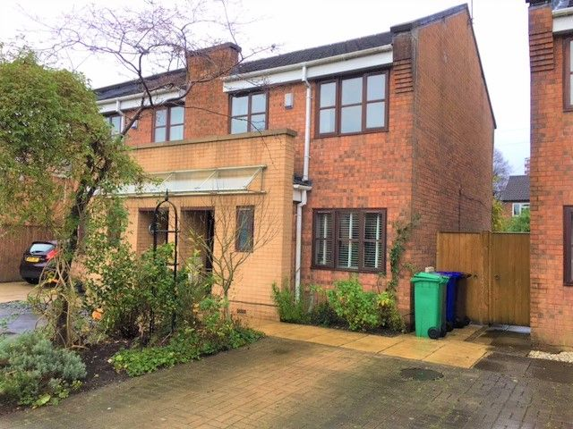2 bedroom semi-detached house SSTC in Northenden - Photograph 1.