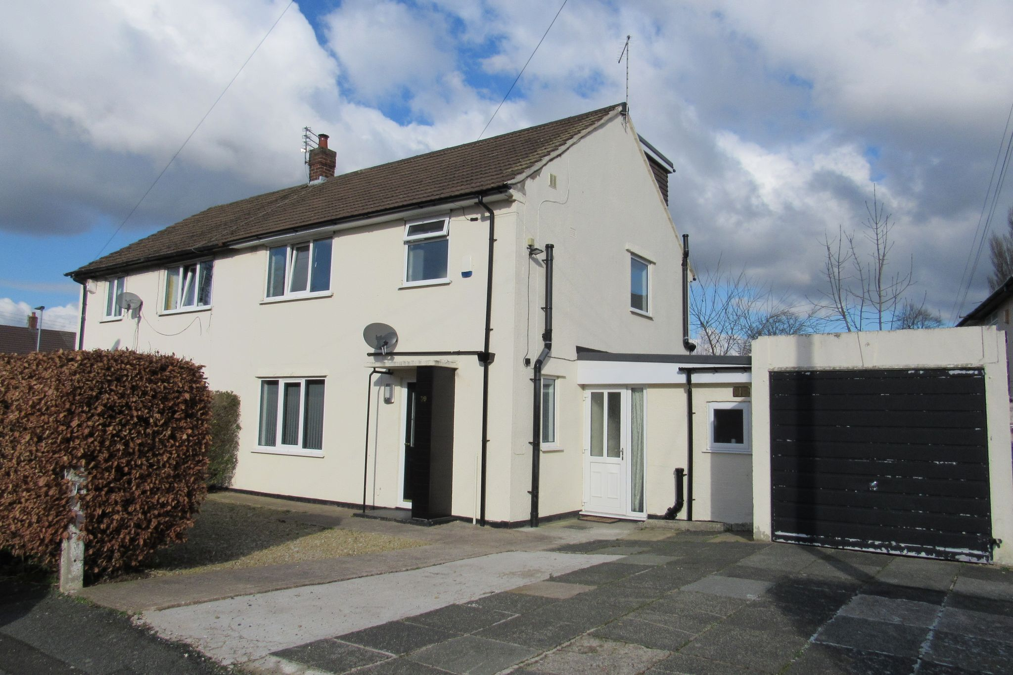 4 bedroom semi-detached house SSTC in Manchester - Photograph 1.