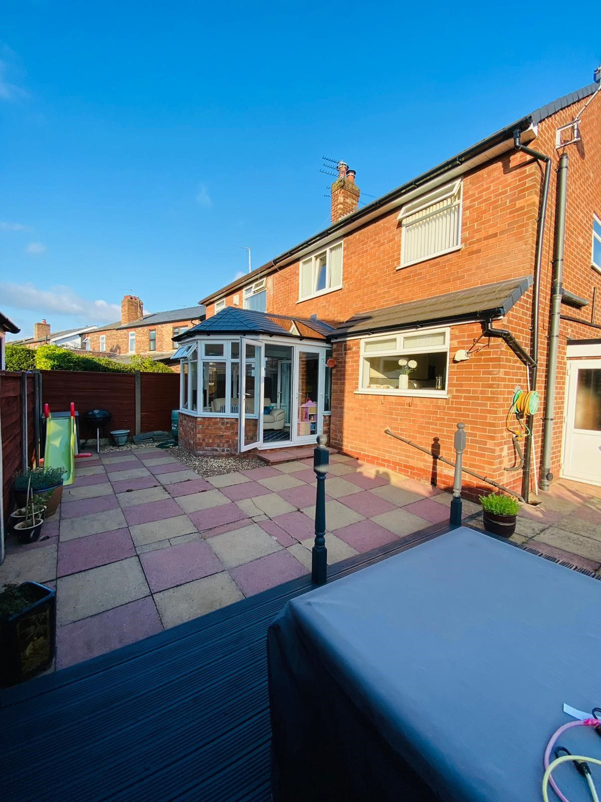 3 bedroom semi-detached house Under Offer in Manchester - Photograph 27.