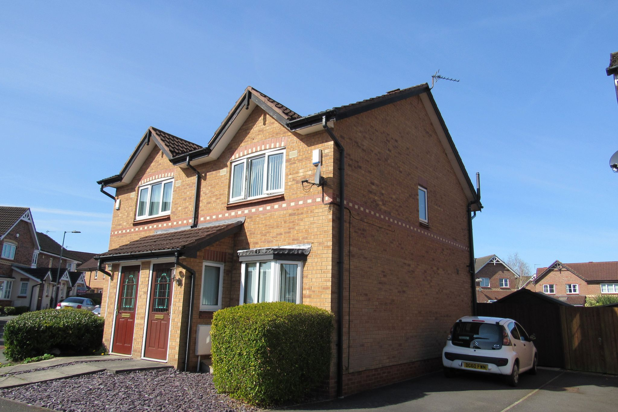 2 bedroom semi-detached house SSTC in Manchester - Photograph 2.