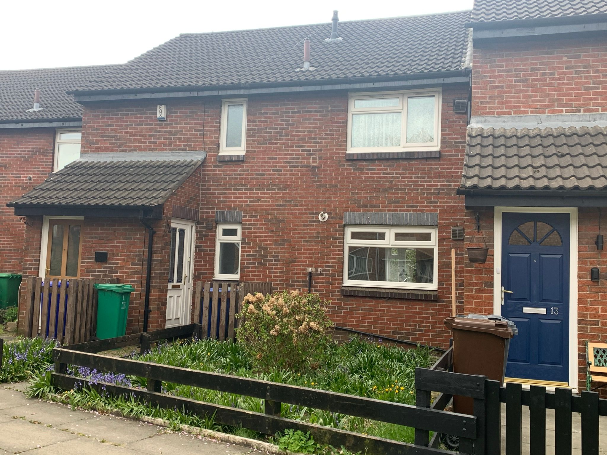 2 bedroom ground floor flat/apartment To Let in Manchester - Exterior.