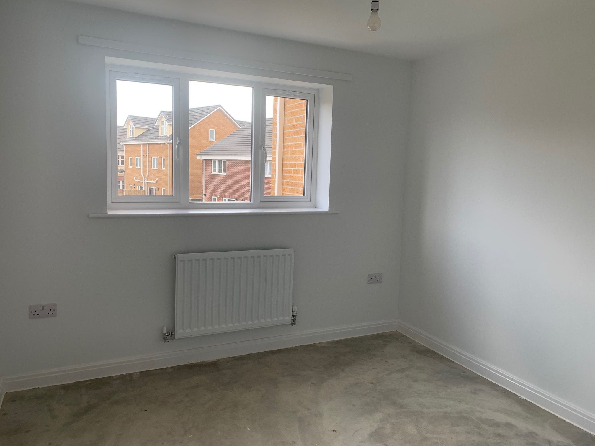 2 bedroom flat flat/apartment Let in Manchester - Photograph 4.