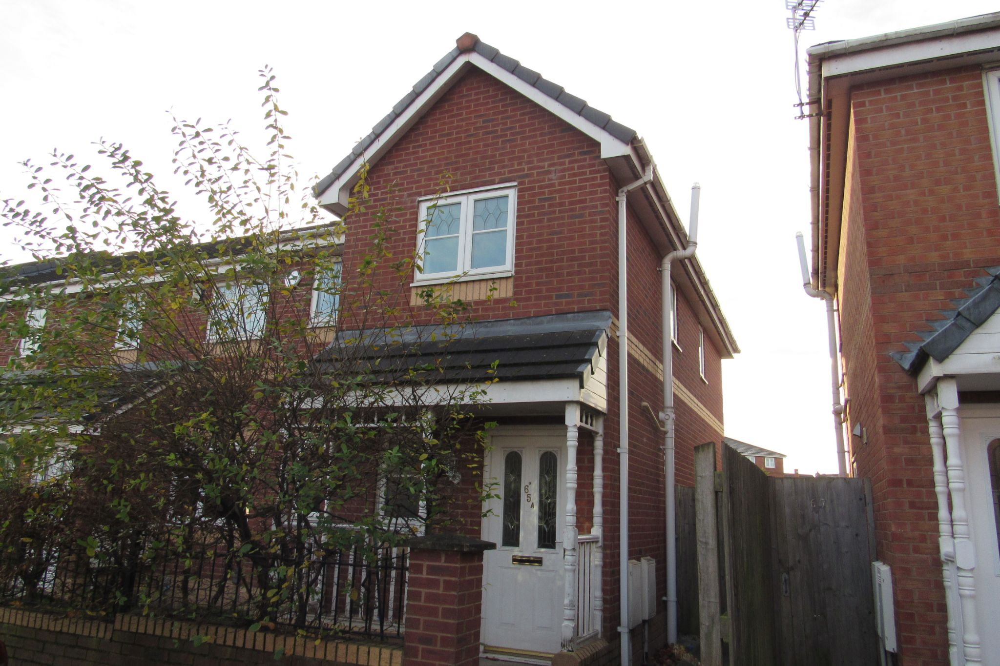 3 bedroom end terraced house To Let in Manchester - Photograph 1.