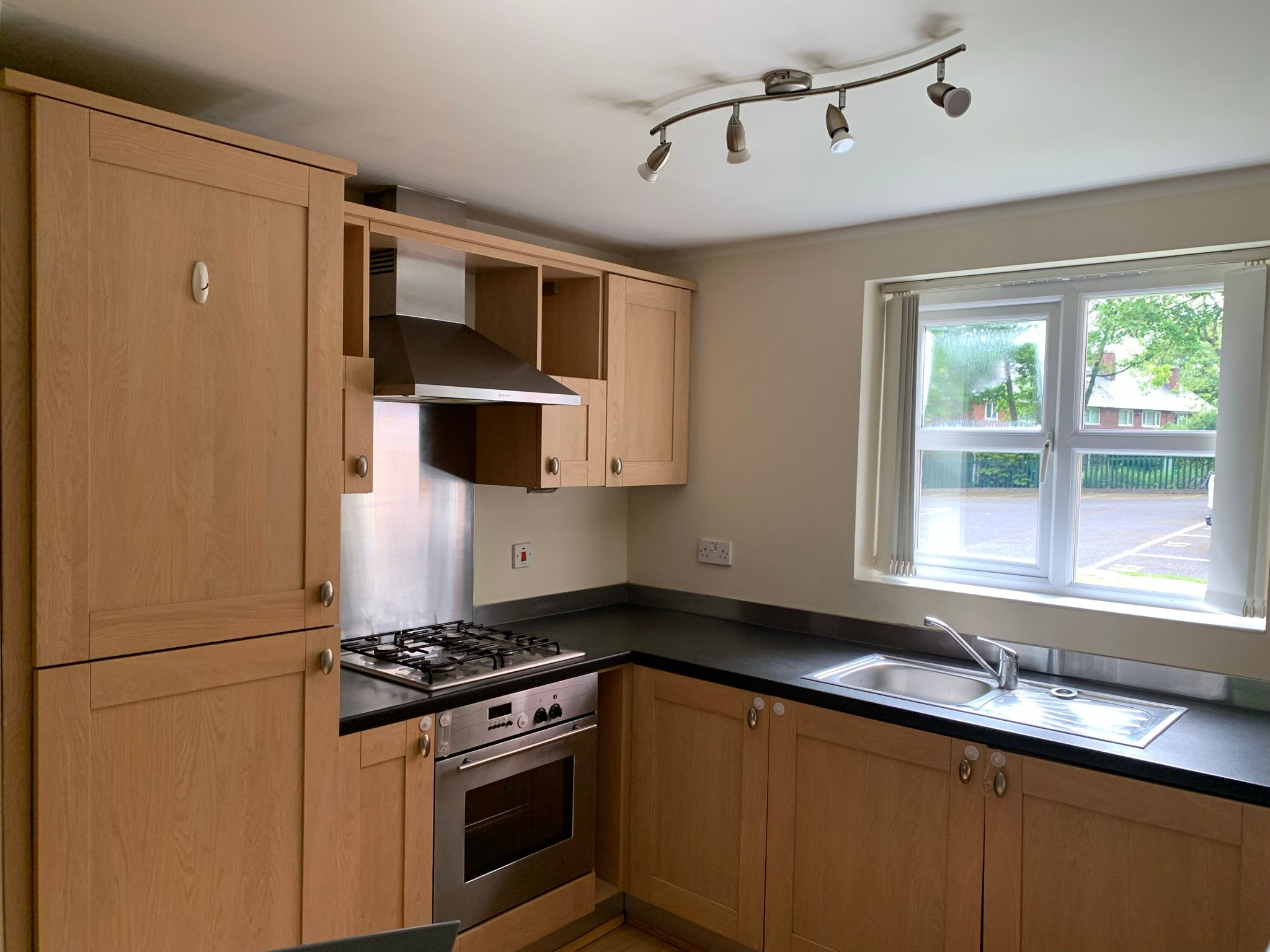 Image 1 of 3 of Kitchen/Lounge, on Accommodation Comprising for .