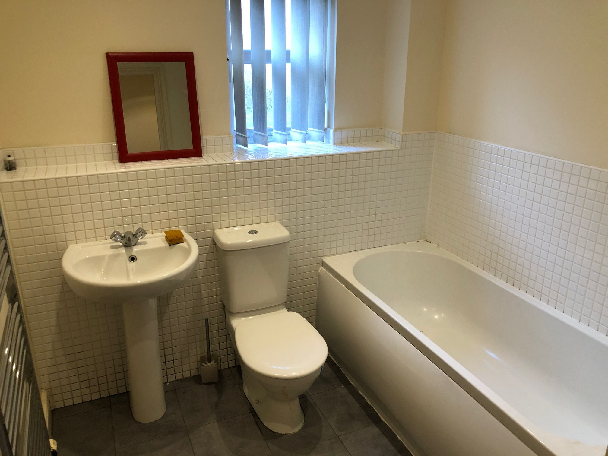 Image 1 of 1 of Bathroom, on Accommodation Comprising for .