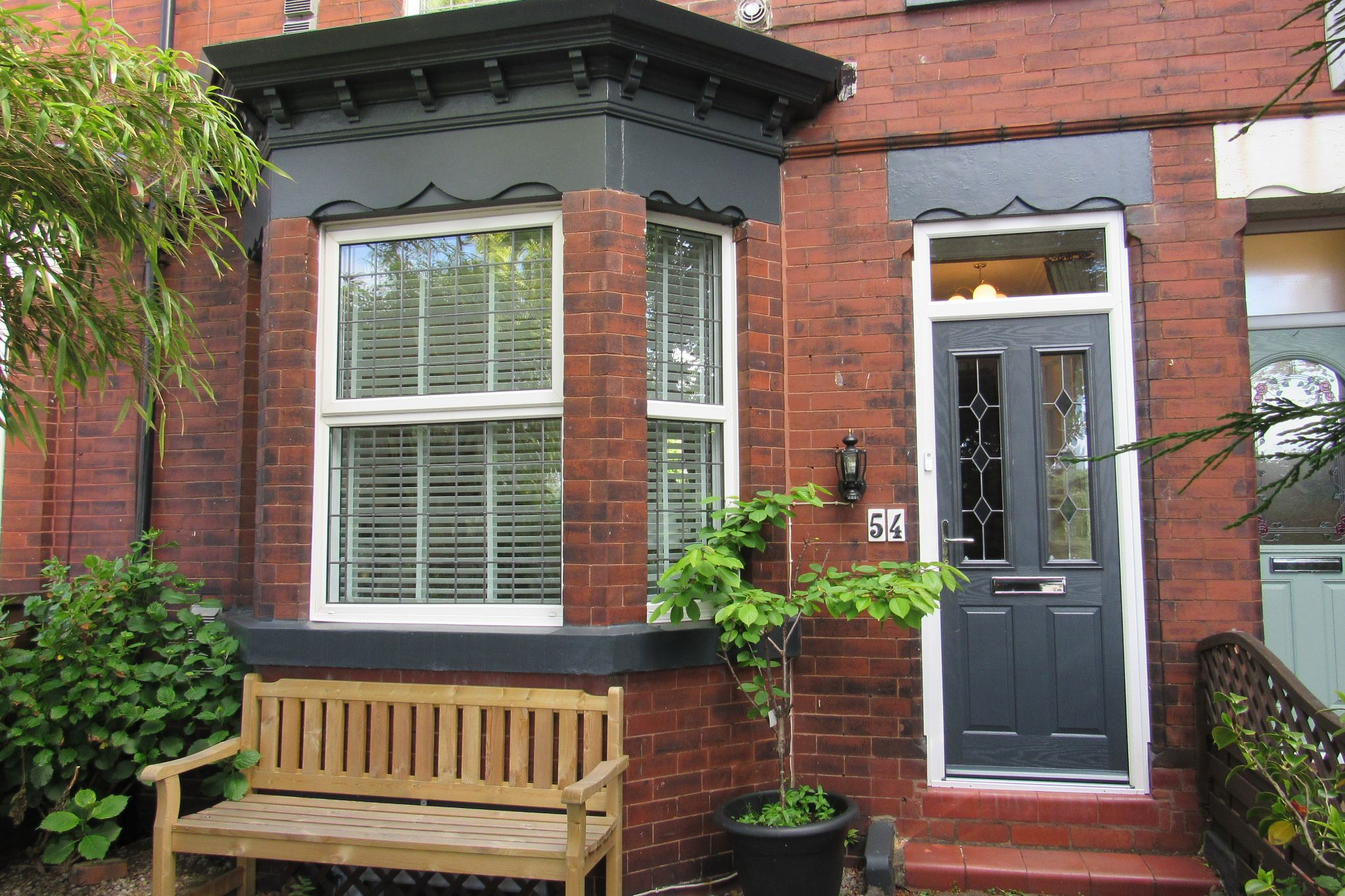 3 bedroom mid terraced house Sale Agreed in Stockport - Photograph 2.