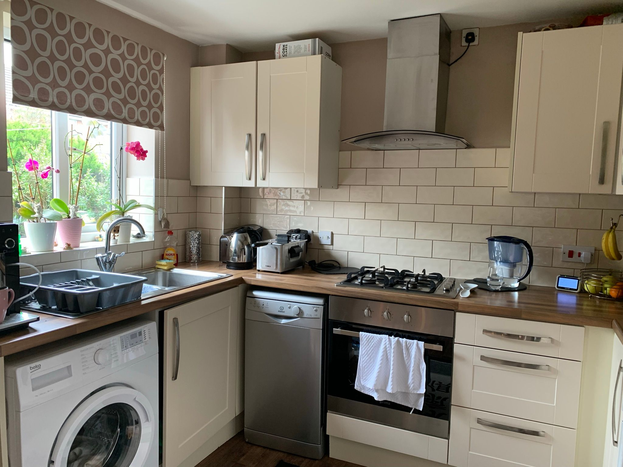 Image 1 of 2 of Kitchen/Diner, on Accommodation Comprising for .