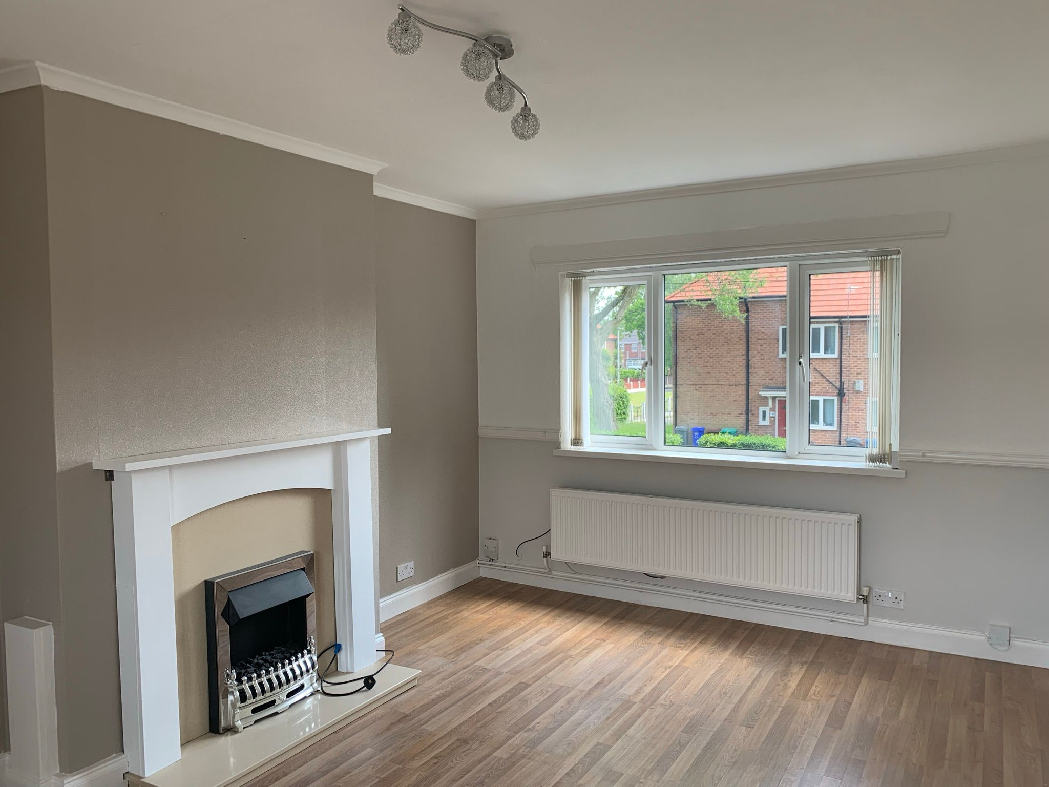 2 bedroom flat flat/apartment Let in Manchester - Photograph 5.