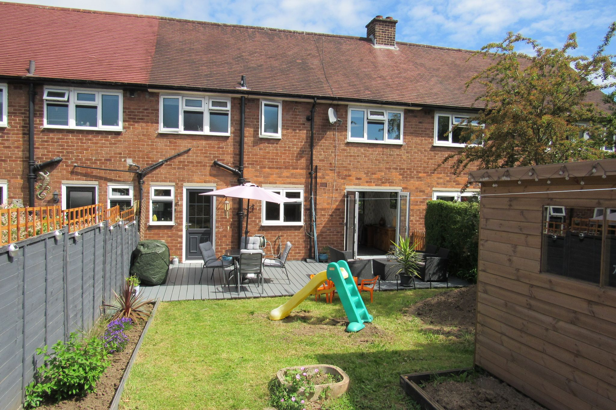 3 bedroom mid terraced house SSTC in Altrincham - Photograph 24.