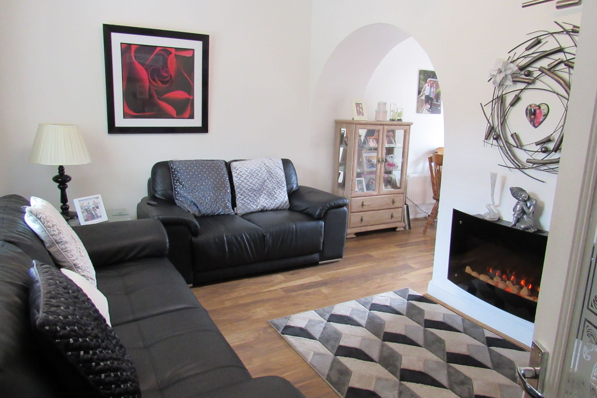 3 bedroom mid terraced house SSTC in Manchester - Photograph 1.
