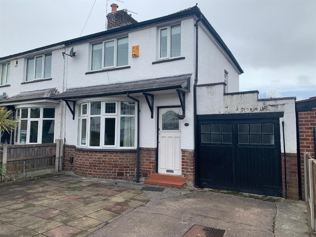 2 bedroom semi-detached house To Let in Manchester - Property photograph.