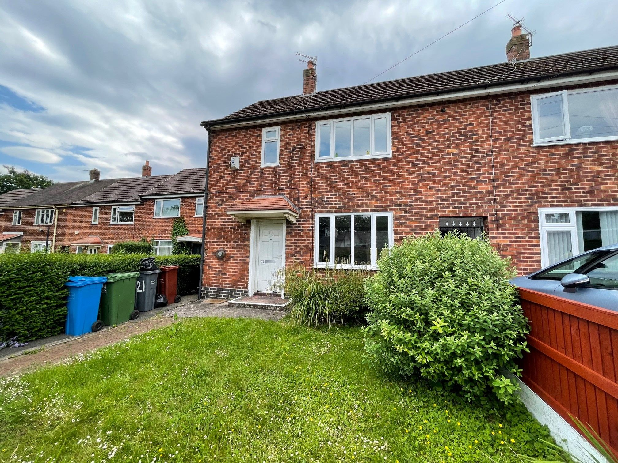 2 bedroom end terraced house SSTC in Manchester - Photograph 17.