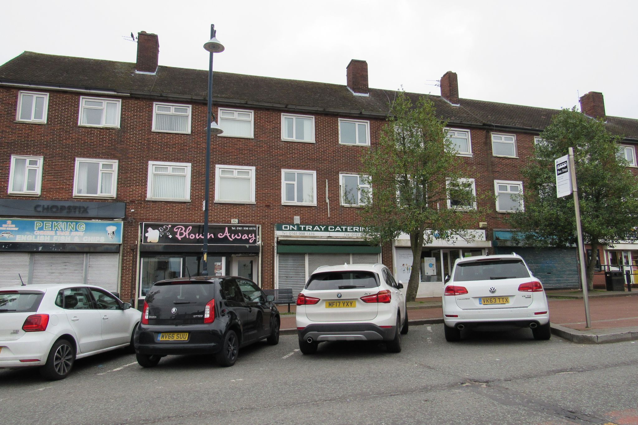 2 bedroom maisonette flat/apartment To Let in Manchester - Photograph 1.