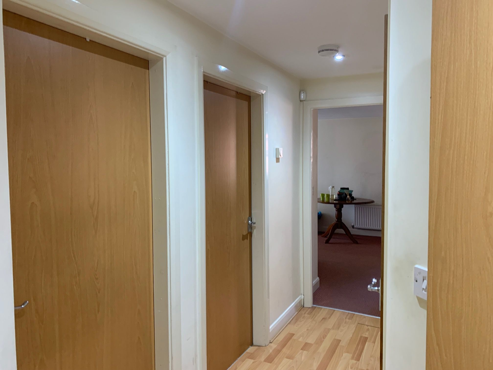 Image 1 of 1 of Hallway, on Accommodation Comprising for .