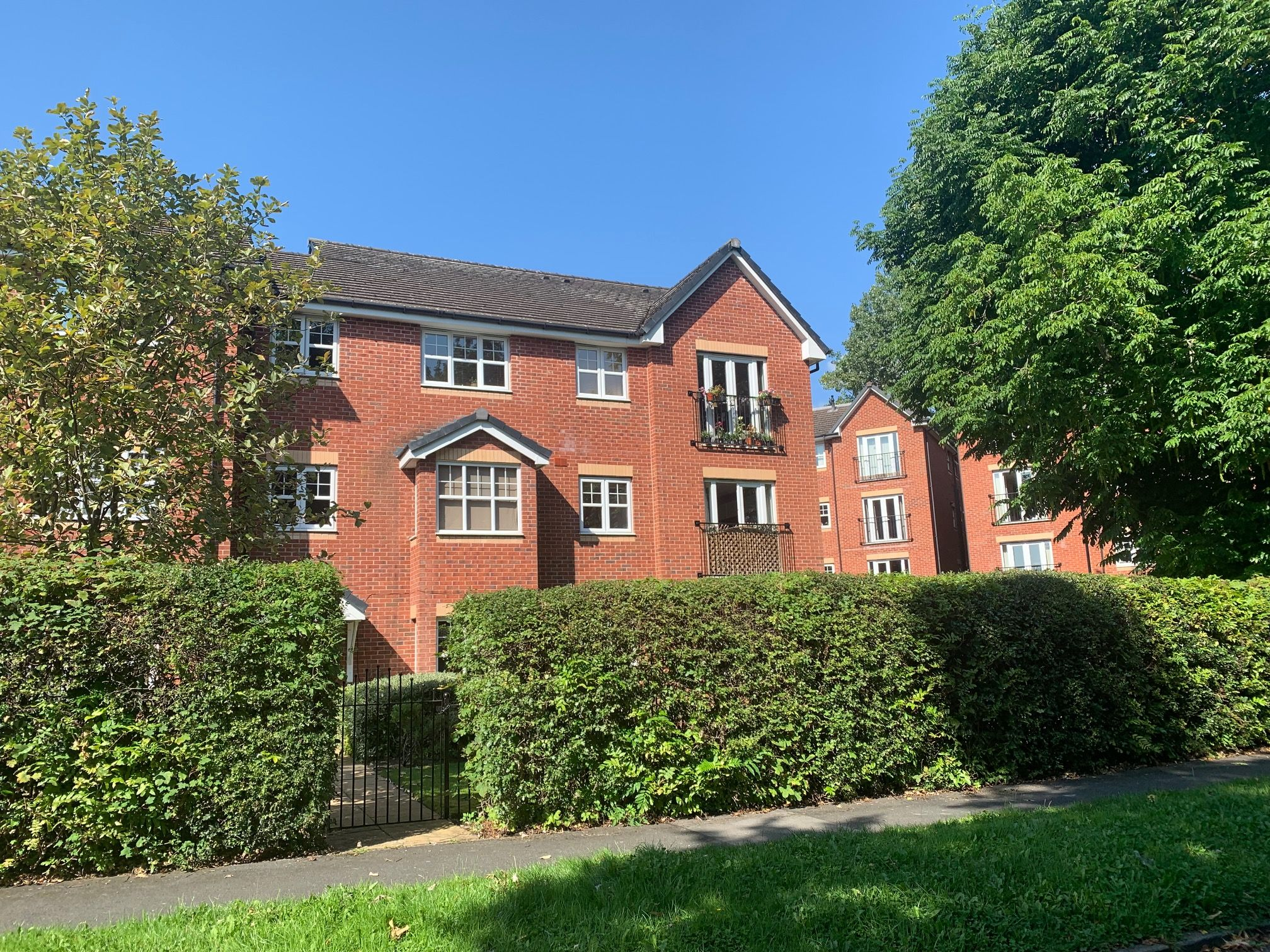 2 bedroom apartment flat/apartment Reserved in Manchester - Photograph 1.