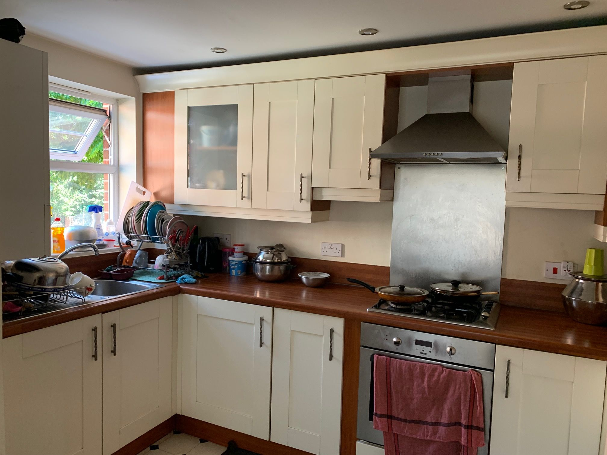 Image 1 of 2 of Kitchen/Dinner, on Accommodation Comprising for .