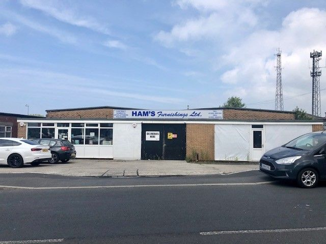 Industrial Units For Sale - Photograph 1