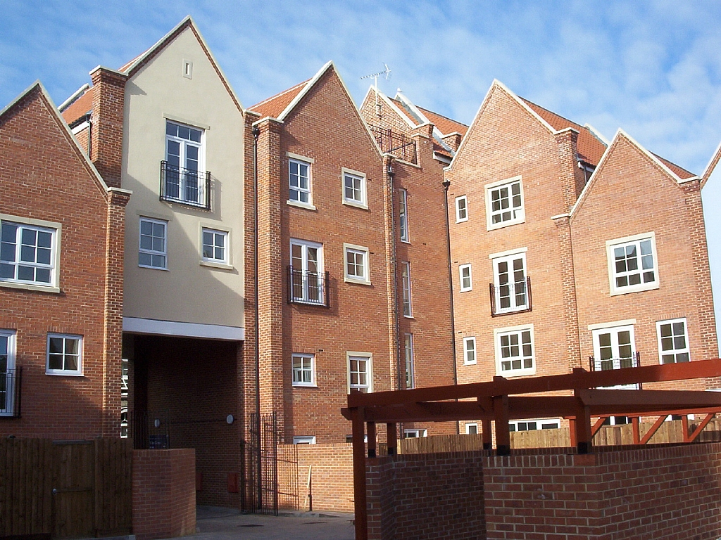2 bedroom flat flat/apartment To Let in Ipswich - 1