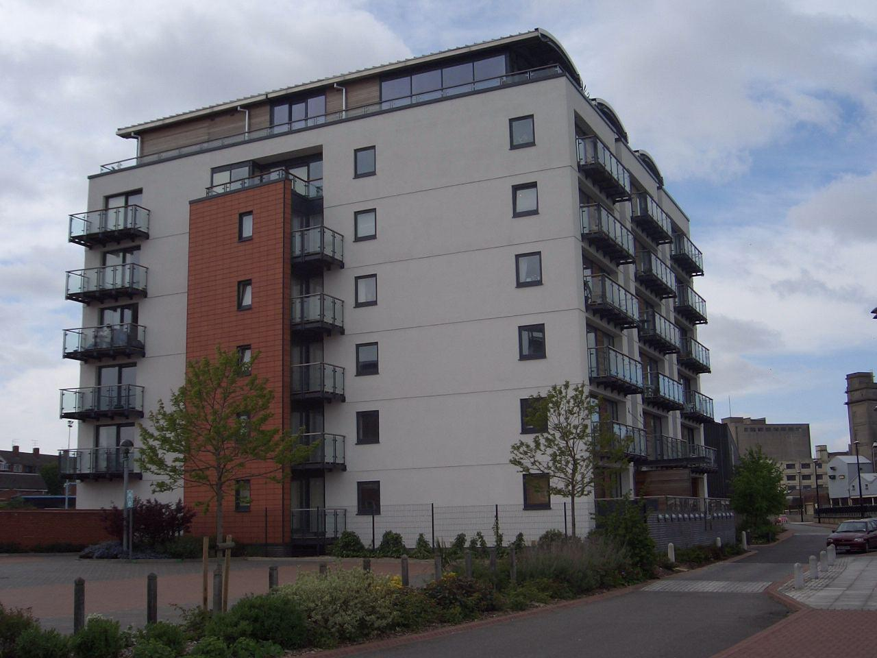 1 bedroom apartment flat/apartment Let Agreed in Ipswich - 1