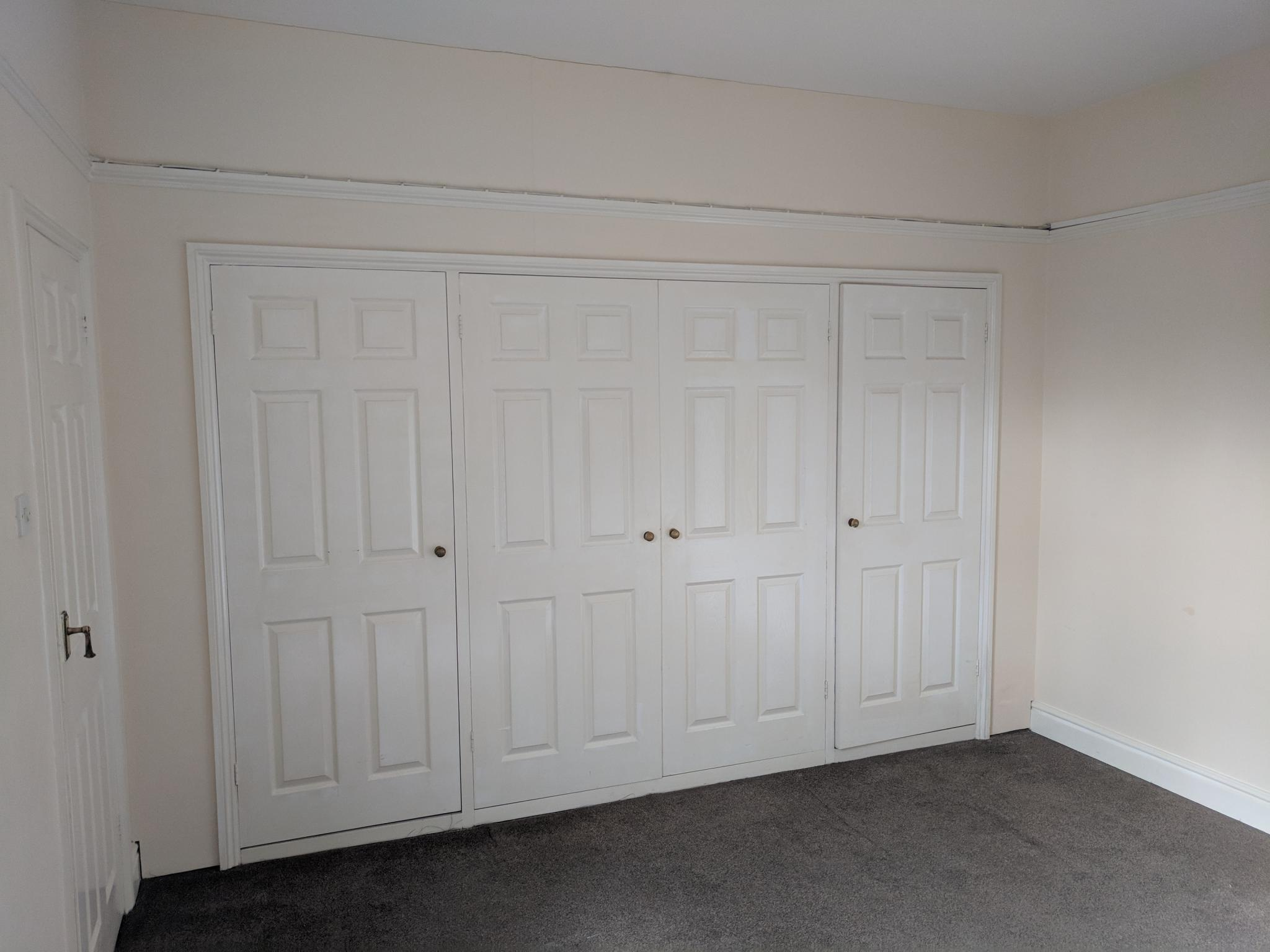 1 bedroom flat flat/apartment To Let in Ipswich - Living Area
