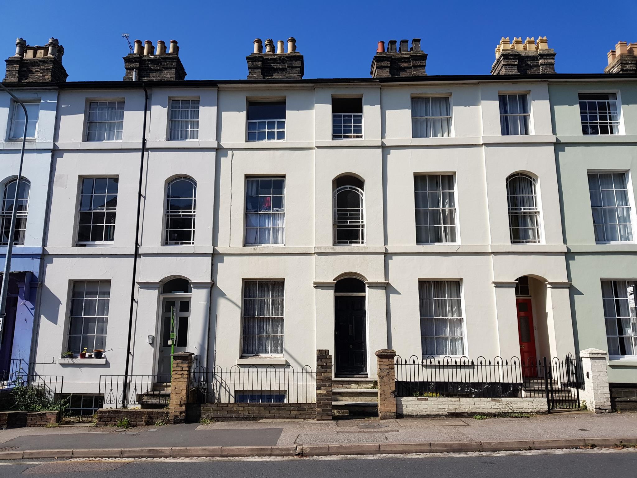 1 bedroom flat flat/apartment To Let in Ipswich - Front of House