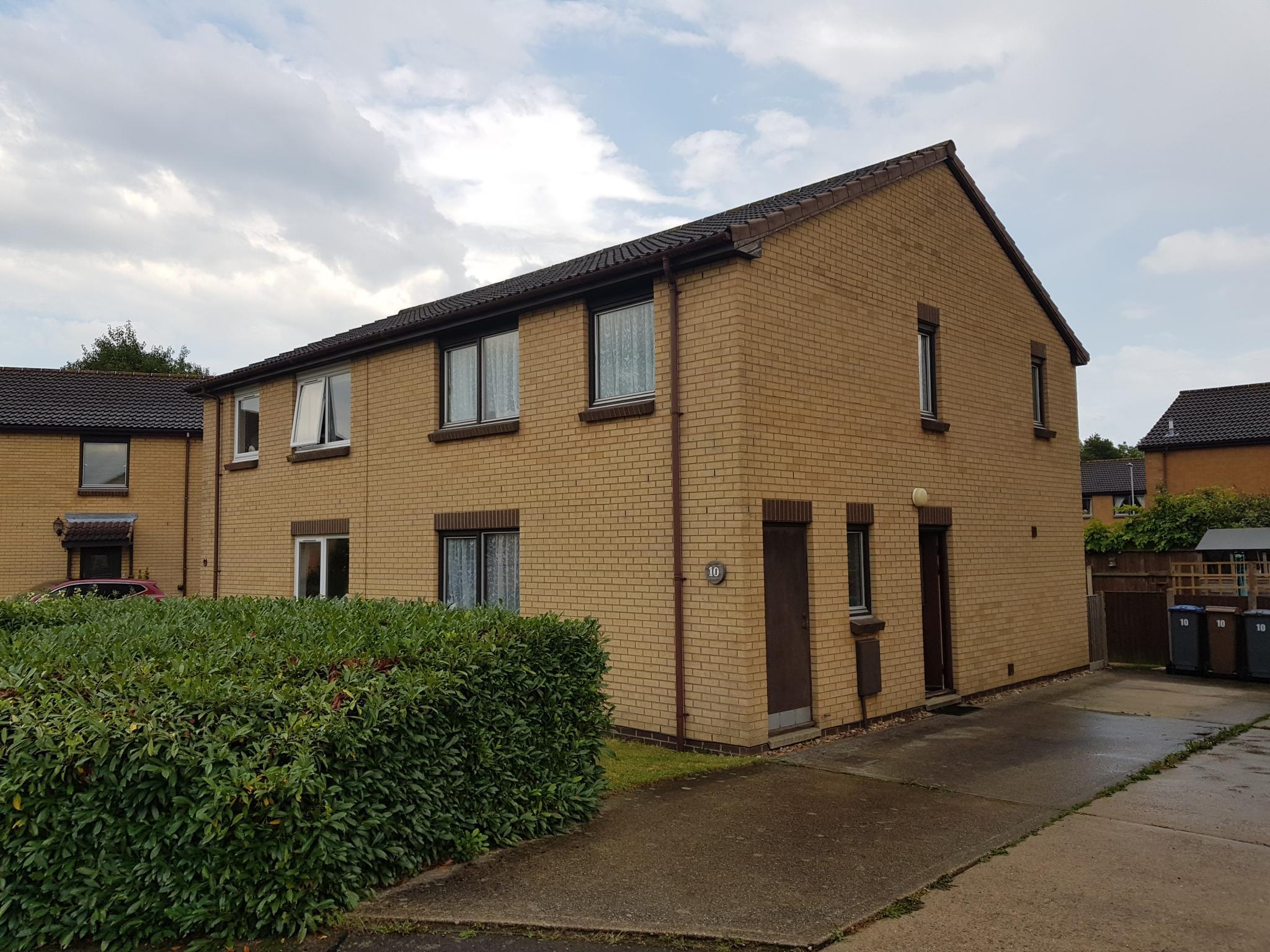 2 bedroom semi-detached house SSTC in Rendlesham, Woodbridge - Photograph 1