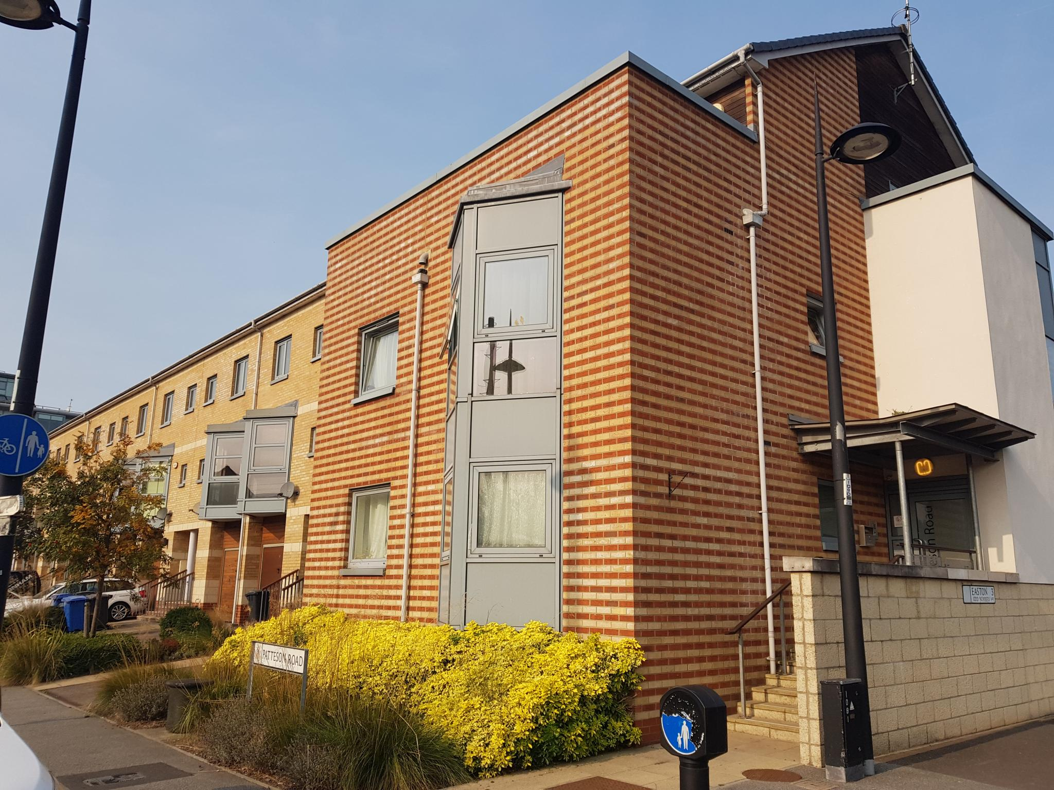 1 bedroom ground floor flat flat/apartment For Sale in Ipswich - Photograph 1