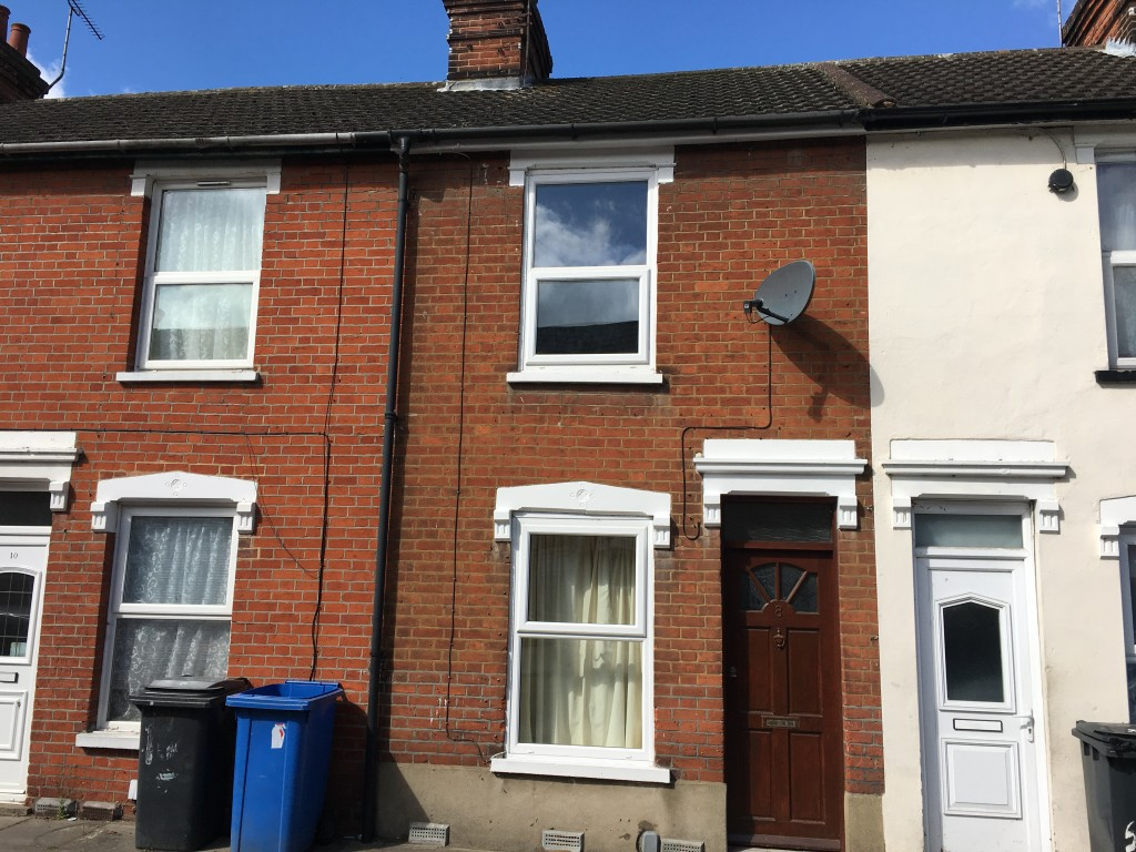 2 bedroom mid terraced house SSTC in Ipswich - 0