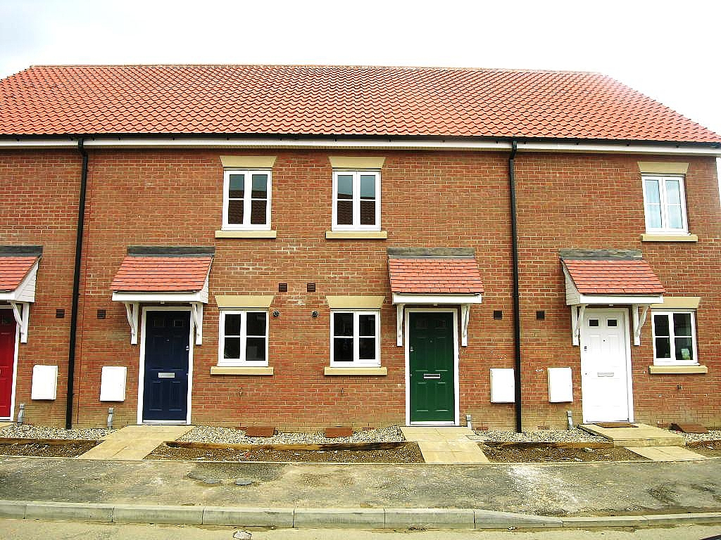 3 bedroom town house To Let in Ipswich - 1