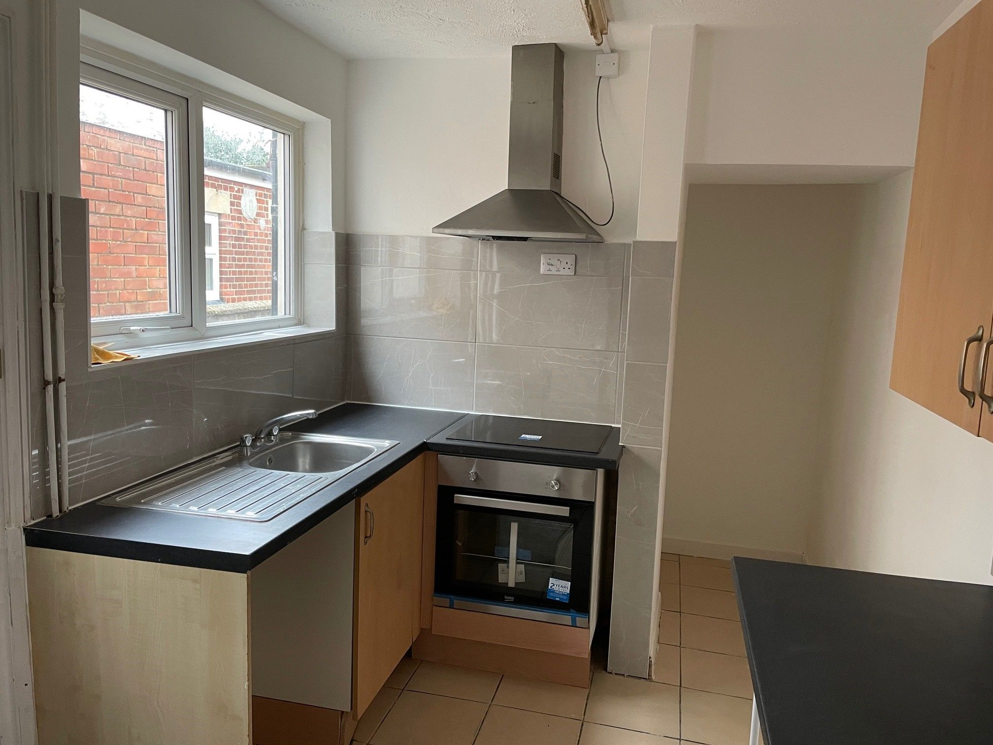 1 bedroom flat flat/apartment To Let in Ipswich - Kitchen