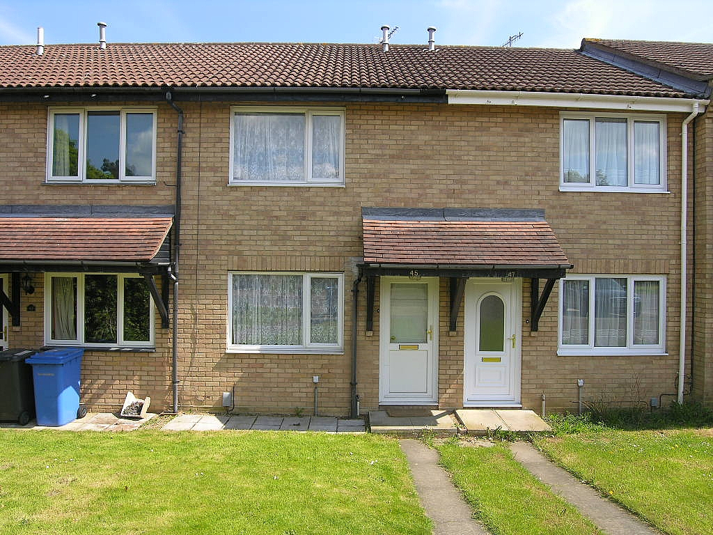 2 bedroom mid terraced house To Let in Ipswich - Photograph 1