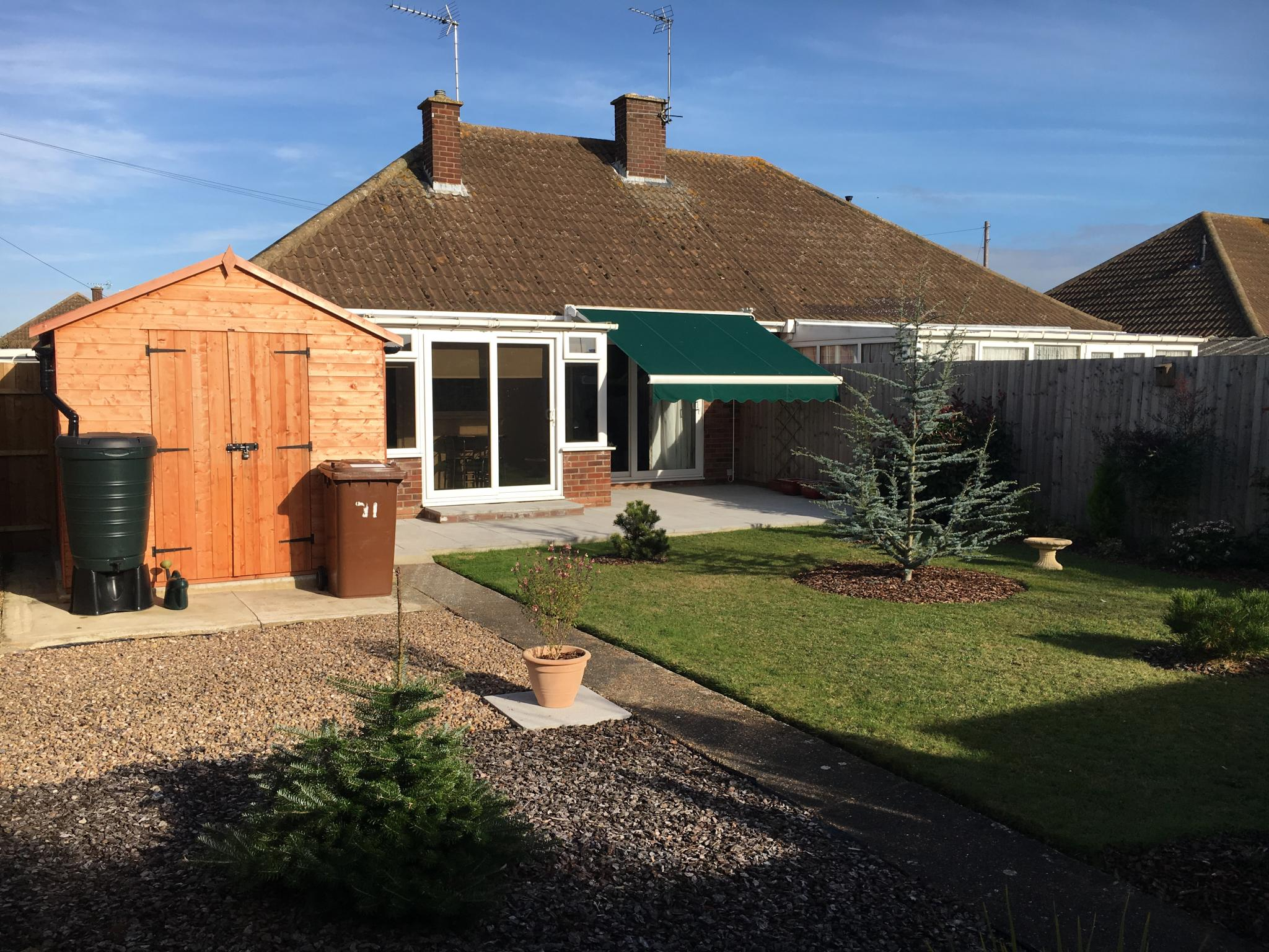 2 bedroom detached bungalow Sale Agreed in Ipswich - 0