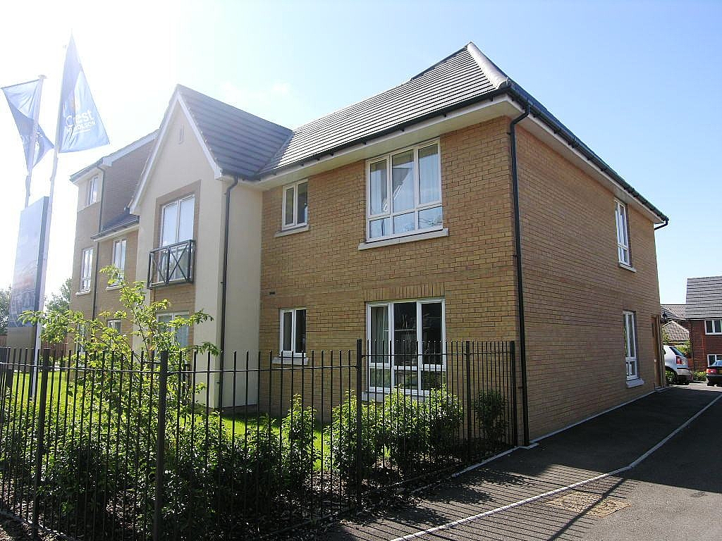 2 bedroom flat flat/apartment SSTC in Ipswich - Front