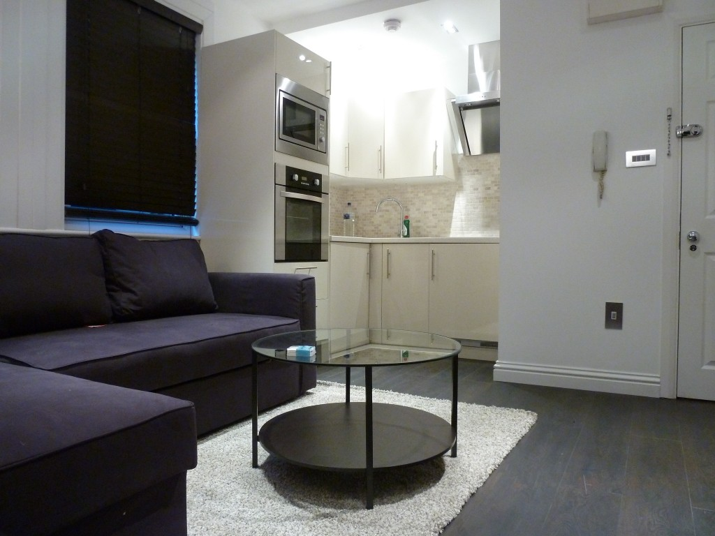 1 bedroom apartment flat/apartment To Let in London - Property photograph