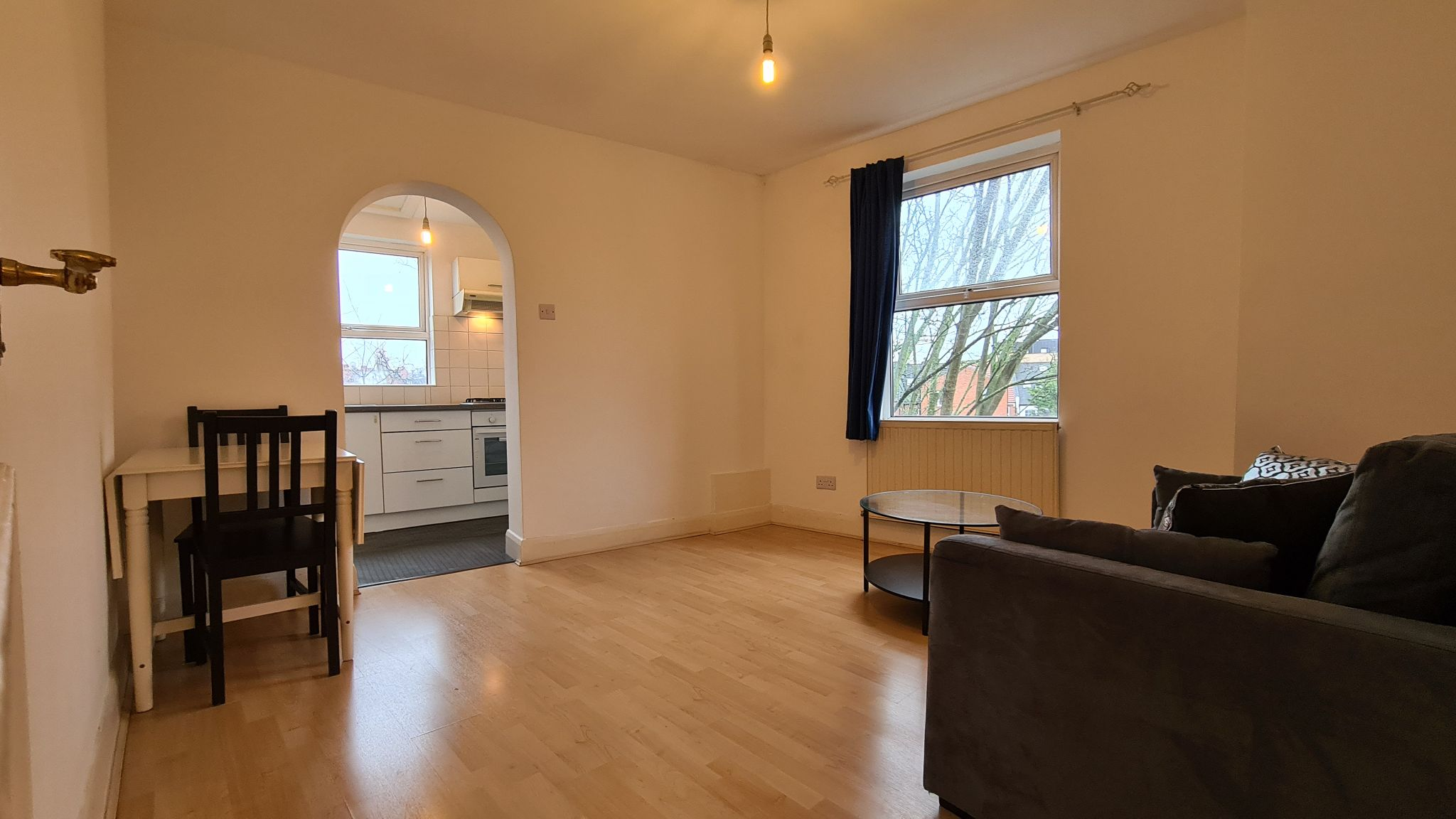 1 bedroom apartment flat/apartment To Let in Willesden - Open Plan Living